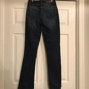 AG Adriano Goldschmied The Gemini Jeans Size 27x32